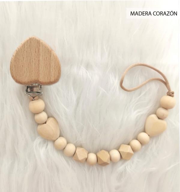 MADERA CORAZÓN